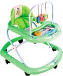 Alis Карусельки силиконовые колеса (зеленый) 801