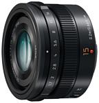 Leica DG Summilux 15mm f/1.7 Asph
