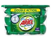 Ariel Biological Excel Tabs
