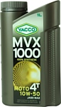 Yacco MVX 1000 4T 10W-50 1л