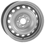 Trebl X40915 6x15/4x100 D60.1 ET40 Silver