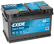 EXIDE Start-Stop EFB EL652