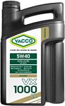 Yacco VX 1000 LL 5W-40 5л