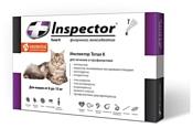 Inspector Капли для кошек от 8 до 15 кг