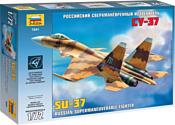 Звезда Российский сверхманевренный истребитель Су-37