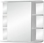 Tivoli Шкаф с зеркалом Герда 65 461780 (левый, белый)
