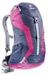 Deuter AC Lite 14 grey/violet (blueberry/magenta)