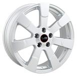 LegeArtis H57 7x18/5x114.3 D64.1 ET50 Silver