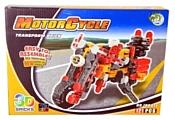 Dragontoyz Transform Brick JH6911 Мотоцикл