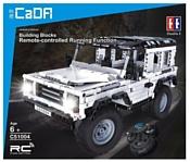 Double Eagle CaDA Technic C51004W Белый джип