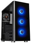 Thermaltake V200 TG RGB Edition CA-1K8-00M1WN-01 Black