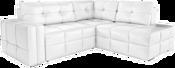 Mebelico Леос 60141 (белый)