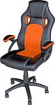 Mio Tesoro Дино X-2706 (черный/оранжевый)