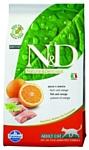 Farmina N&D Grain-Free Feline Fish & Orange Adult (10 кг)