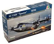 Italeri 1310 Самолет FC-130H Spectre