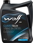 Wolf Guard Tech 10W-40 B4 Diesel 4л
