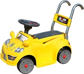 Sundays Mercedes Mini (желтый) (BJ21)