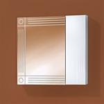 Акваль Шкаф с зеркалом Оливия 70 (EO.04.70.00.N)