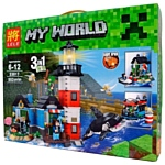 Lele My World 33017 Маяк 3 в 1