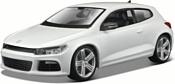 Bburago Volkswagen Scirocco R 18-21060 (белый)
