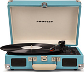 Crosley Cruiser Deluxe CR8005D (бирюзовый)