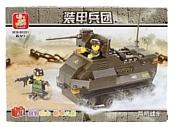 SLUBAN Танковый корпус M38-B0281 Бронетранспортёр AAV7A1