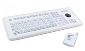 InduKey TKS-105c-TB38-RF-KGEH-USB White USB
