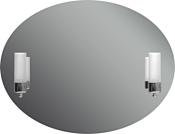 Dubiel Vitrum Caso 80x60 зеркало (5905241015774)