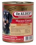 Dr. Alder АЛДЕРС ГАРАНТ птица рубленое мясо Для взрослых собак (0.75 кг) 1 шт.