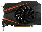 GIGABYTE GeForce GTX 1060 1531Mhz PCI-E 3.0 6144Mb 8008Mhz 192 bit 2xDVI HDMI HDCP Mini ITX