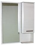 СанитаМебель Шкаф с зеркалом Прованс 101.600 (правый)