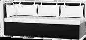 Mebelico Метро 58911 (белый/черный)