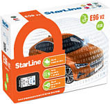 StarLine E96 v2 BT ECO 2CAN+4LIN
