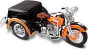 Maisto Харлей Дэвидсон 32420 с коляской в ассортименте