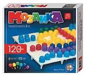 Десятое королевство Детская мозаика пластмассовая 120 элементов (00965)