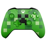 Microsoft Xbox One Wireless Controller Minecraft Series