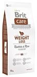 Brit Care Weight Loss Rabbit & Rice (12 кг)