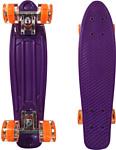 Display Penny Board Purple/orange LED