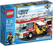 LEGO City 60002 Пожарная машина