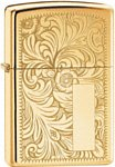Zippo Venetian 352B High Polish Brass
