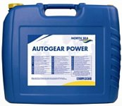 North Sea Lubricants Autogear Power SYN 75W-90 GL-4/GL-5 20л