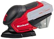 Einhell TE-OS 18 Li 0 коробка