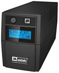 Mustek PowerMust 848 LCD (850VA) Schuko