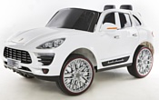 Electric Toys Porsche Macan Lux (белый)