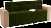 Mebelico Династия 47 59462 (зеленый/бежевый)