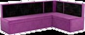 Mebelico Кристина 59096 (фиолетовый/черный)