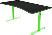 Arozzi Arena Gaming Desk (черный/зеленый)