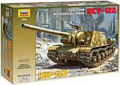 Звезда Советский истребитель танков ИСУ-122