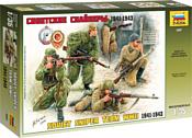 Звезда Советские снайперы 1941-1943