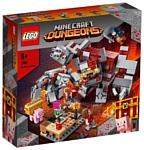 LEGO Minecraft 21163 Битва за красную пыль